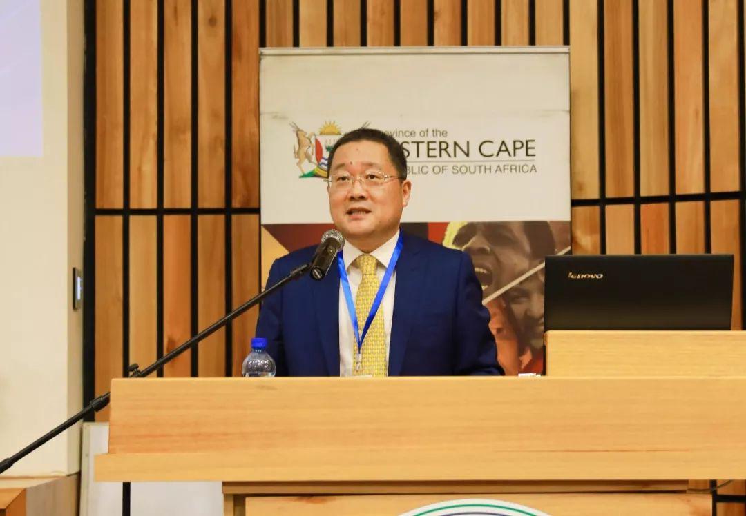 南非中国人交流论坛_澎湃新闻:袁家军出席在南非举行的第二届中南青年创新